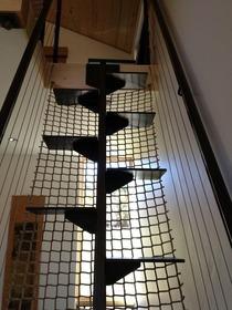 Alternating Tread Stairs